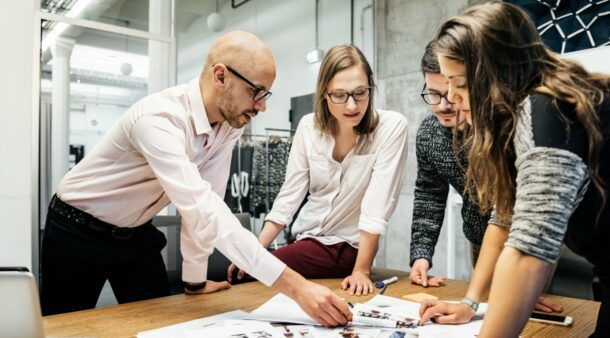 Four People You Need on Your Innovation Team
